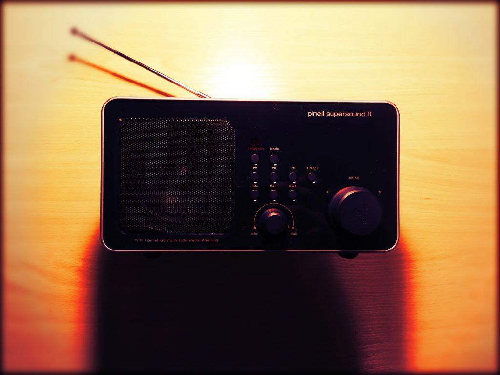 Radijas su antena bluetooth SD 1