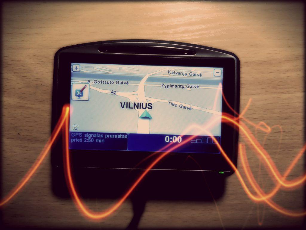 TomTom GO 730 nešiojama navigacija